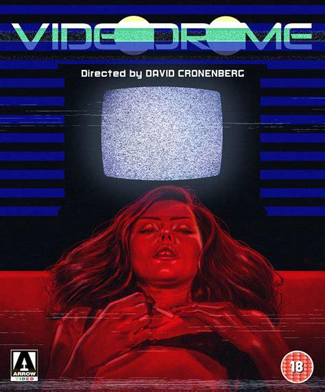 videodrome cover  vranckx  deviantart