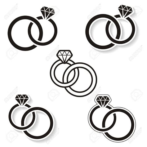 wedding ring clipart amd clipart wedding ring pencil and in color amd clipart