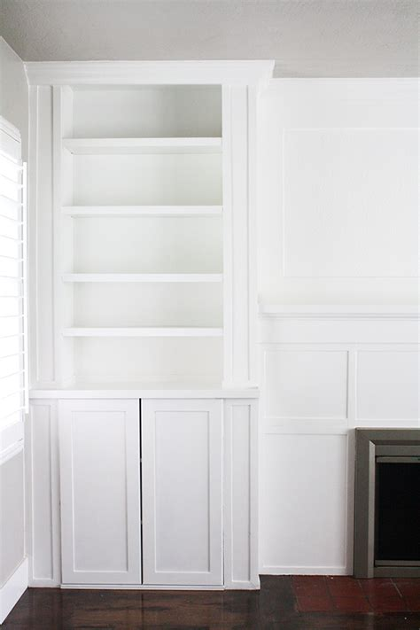 how to make built in cabinets picture of billy could be turned into fireplace built ins