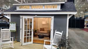 show homes interiors the weaver barns quot she shed quot the shabby chic retreat weaver barnsweaver barns