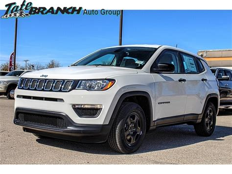 New 2018 Jeep Compass Sport 4D Sport Utility in Artesia