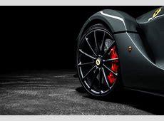 Grigio Medio LaFerrari Gets Vossen 1 of 1 Forged Wheels