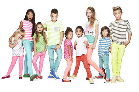 Top Model Web Templates For 2017 by Figaro Models Talents Agency Casting For Kids Clothing