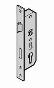 hormann serrure portillon n80 With porte de garage enroulable jumelé avec bloc porte serrure 3 points