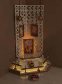 interior design for mandir in home 6 beautiful pooja room designs hasta architects