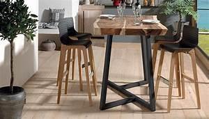 Table Basse Transformable En Table Haute : table haute meuble table basse salon somum ~ Teatrodelosmanantiales.com Idées de Décoration