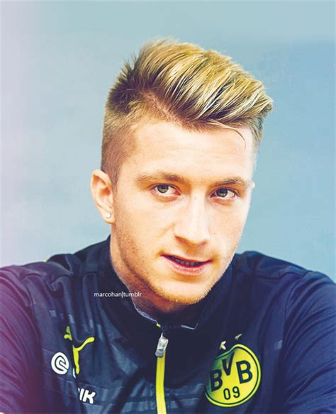 marco reus hair tumblr