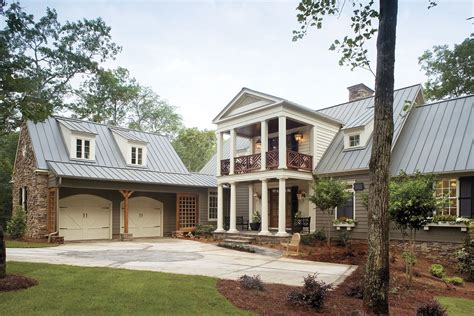 Showcase Homes By Southern Living Custom Builders House