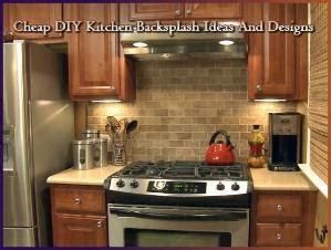 low cost kitchen backsplash ideas 24 low cost diy kitchen backsplash ideas and tutorials 9068