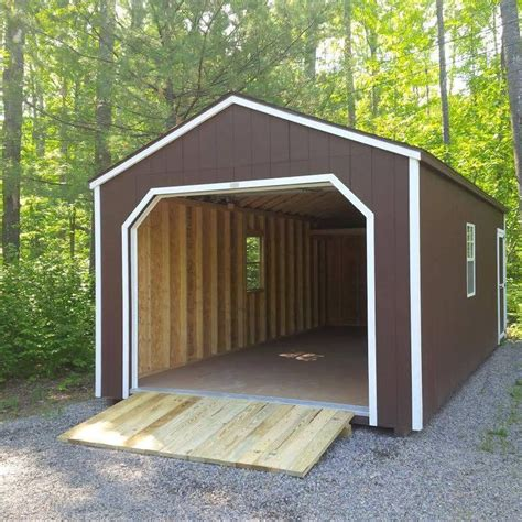 Garage Storage Shed by 17 Best Ideas About Garage Shed On Detached