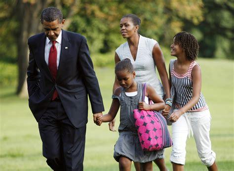 presidents   children pictures barack obama