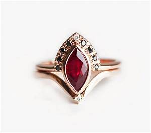 Non Traditional Engagement Rings Etsy | www.pixshark.com ...