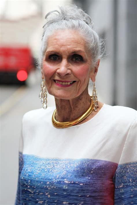 updo hairstyles  older women elle hairstyles