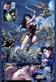 Superman and Wonder Woman New 52