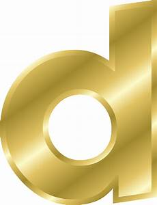 free pictures free vectors 38814 images found With gold letter d