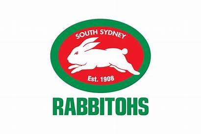 Rabbitohs Sydney South Rugby League Nrl Vector