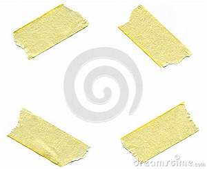 Pieces Of Masking Tape Royalty Free Stock Photography ...