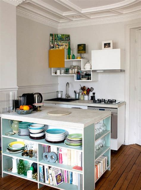 kitchen islands for small spaces smart ways to organize a small kitchen 10 clever tips 8296