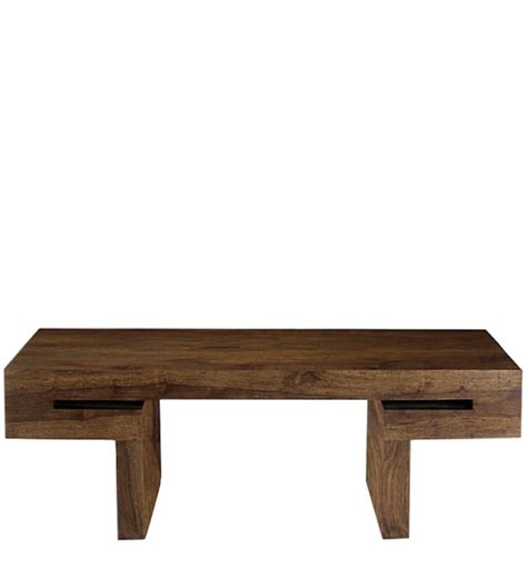 Free shipping on all textiles. Cinnamon T Shaped Coffee Table by Mudra Online - Coffee ...
