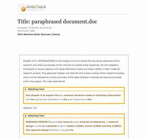 Detailed plagiarism report compare our report grammar for Compare two documents for plagiarism
