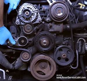 How To Change Alternator Belt On A 2003 Maybach 57
