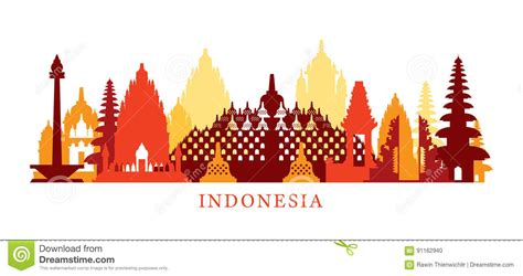rumah set happy house candi illustrations vector stock images 22