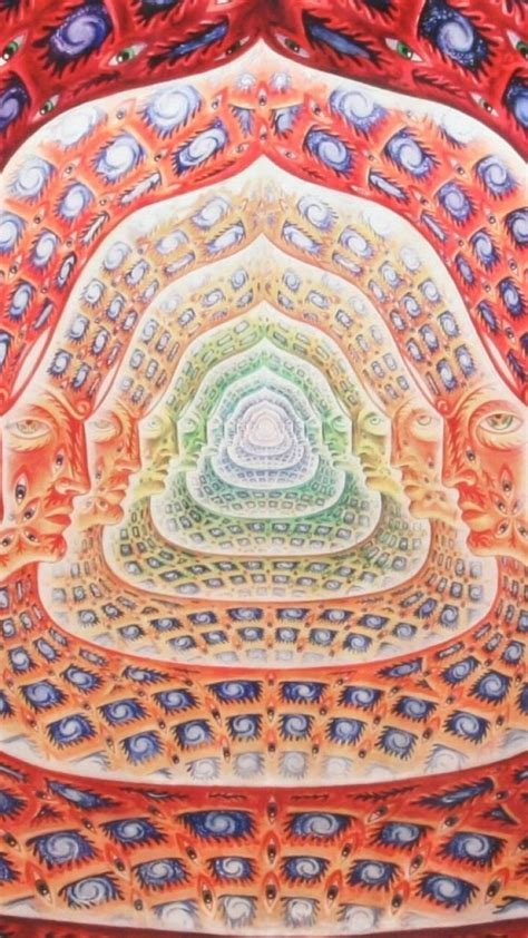 tool psychedelic artwork alex grey faces panoramic