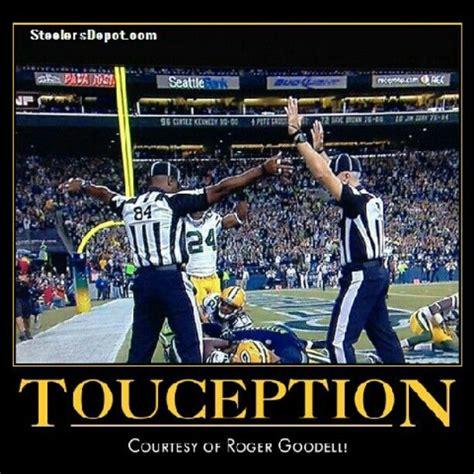 monday night football  ref calls touchdown