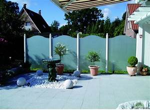 windschutz terrasse wind und sichtschutz fur terrassen great sichtschutz wpc With wind und sichtschutz für terrassen