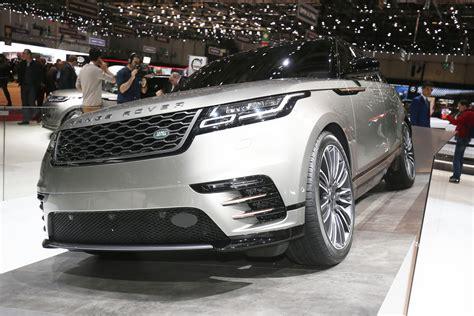 2018 Land Rover Range Rover Velar Revealed, Priced From