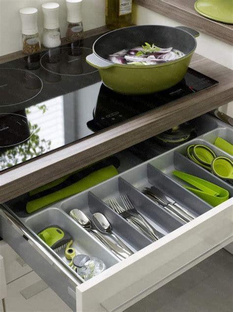 kitchen drawer organizer ideas 35 kitchen drawer organizing ideas diy organized living