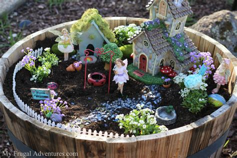 Best Fairy Gardens For Your Little Ones To Enjoy