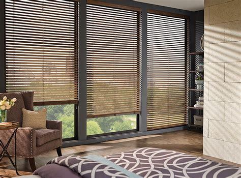 motorized wood wood alloy blinds comfortex window fashions