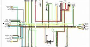 Ilmu Pengetahuan Dasar Motor  Diagram Kelistrikan Mio