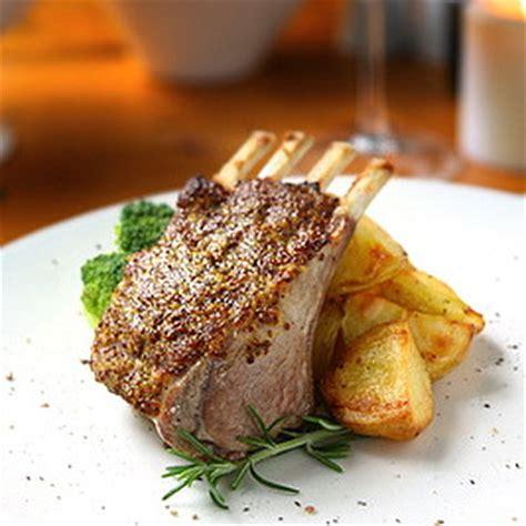 cuisiner haricots plats carré d 39 agneau au thym