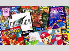 Top 10 Best Selling Video Games Of The 1990s