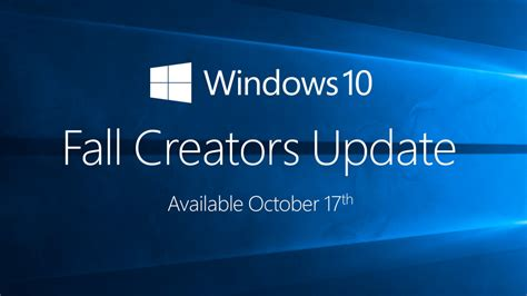 windows 10 fall creators update now rolling out to the mspoweruser