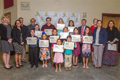flour bluff isd fbisd students recognized students character