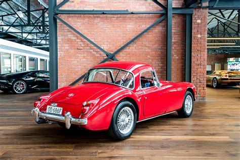 1960 MGA 1600 MK1 Coupe - Richmonds - Classic and Prestige ...