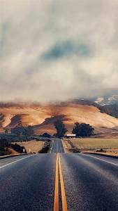 Road, Clouds, Hill, Field, Wallpapers, Hd, Desktop, And, Mobile, Backgrounds