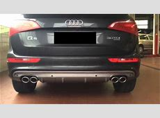Performance Active Sound System V8 Sound for Audi Q5 by