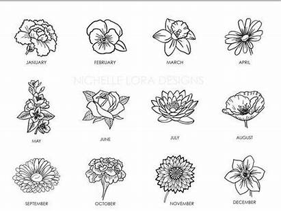 Tattoo Birth Skaven Flower Tattoos Petrichor14 Handmade