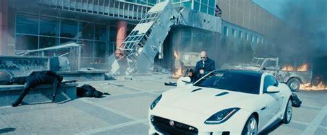 Jaguar F-type R Coupé Driven By Jason Statham In Furious 7