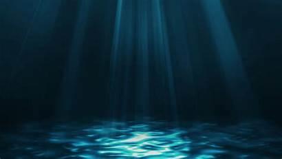 Underwater Rays Water Background 1080p Fhd Hdtv