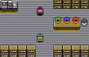 gameboy advance pokemon games list