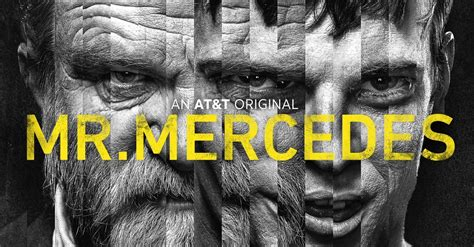poster stephen kings  mercedes season  dread