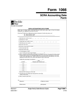 freddie mac form 65 fillable pdf form 1066 fill online printable fillable blank
