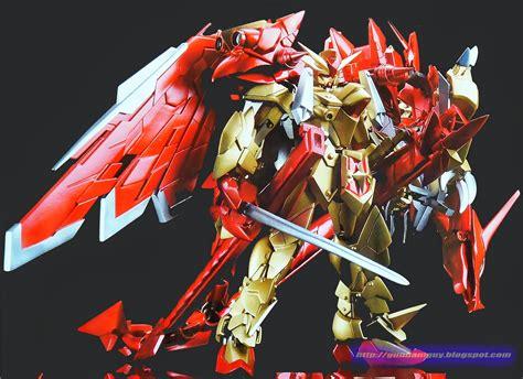 Gundam Guy 1100 Superior Dragon Gundam Custom Build