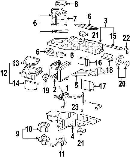 2011 Chevy Silverado Cooling Fan Wiring Diagram by Silverado Drawing At Getdrawings Free For Personal