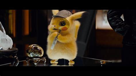 pokemon detective pikachu  art  vfxthe art  vfx